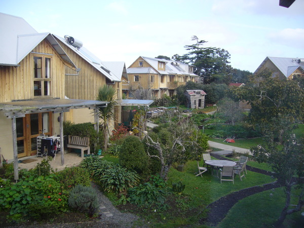 ニュージーランドのアースソング