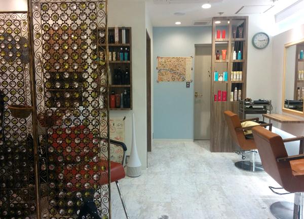 仙台の美容室オルタンシア