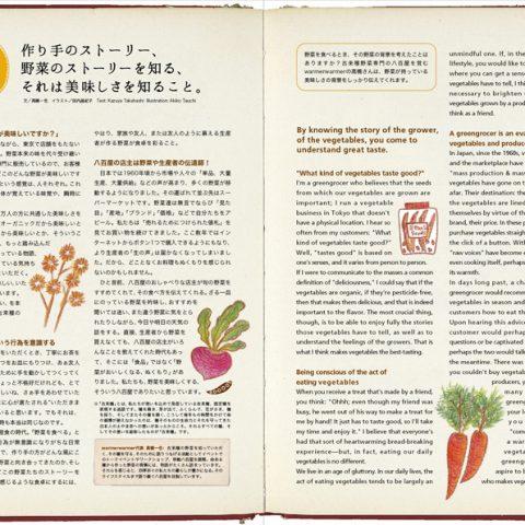 野菜のイラスト