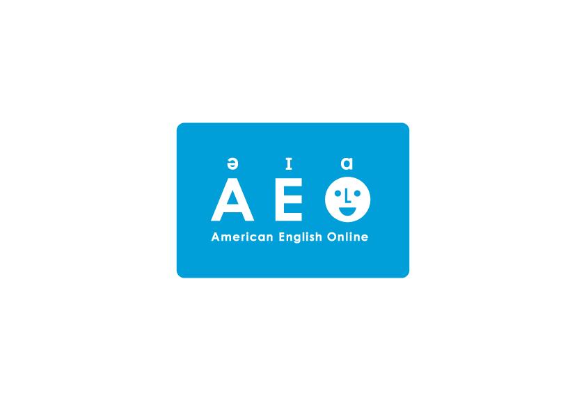 英会話教室のロゴ制作